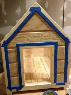 10 Amazing DIY Dog Houses With Free Plans | Dog houses, Dog and ...