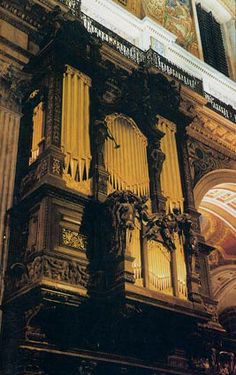 Great Willis Organ, Saint Paul's Cathedral -  London, England