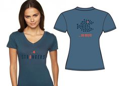 #100Connections t-shirt. Designed by Matt Jeans for Radiotopia's Kickstarter campaign.