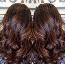 Image result for caramel color hair highlights.
