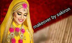 Wedding Reception Outfit, Wedding Dresses, Flower Jewellery For Haldi, Hijab Bride, Indian Wedding Decorations, Aurora Sleeping Beauty, Dress Up, Bridal, Muslim