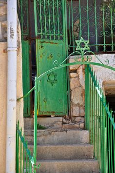 Tsafat, Israel - Since the 16th century has been considered one of Judaism's Four Holy Cities, along with Jerusalem, Hebron and Tiberias; since that time, the city has remained a center of Kabbalah, Jewish mysticism.