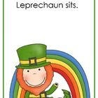 What Does the Leprechaun Do ? This emergent reader addresses third person singular verbs in a thematic book.  This set contains 2 levels.  The high...
