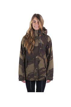 2016 Holden Women s Hana Insulated Snowboard Jacket - Basin Sports e958dab72