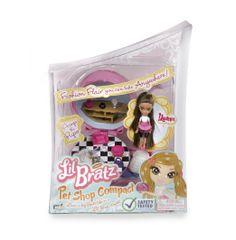 Amazon.com: Lil Bratz Pet Shop Compact Yasmin: Toys & Games