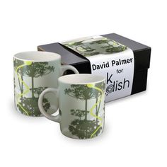 Poem Mugs Set Of 2 now featured on Fab.