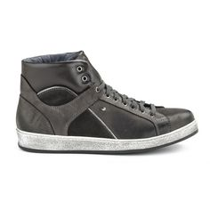 Zen Age 5883 Pareo Blu | Buty | High Top Sneakers