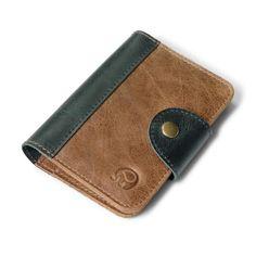 e2a49eb30dd5 Genuine Leather Porte Carte Credit Business Card Minimalist Wallet. Slim WalletSmall  WalletPurse WalletPurse HolderId ...