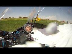 Skydiving Slip 'N Slide