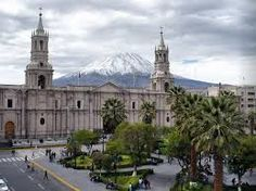 """Arequipa is the second largest city in Peru and has amazing cuisine for the foodies. Visit the """"White City"""" with one of our Peru Vacations.  http://www.peruluxurytravel.org/"""