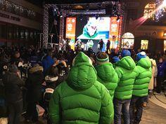 Otto Azzurri in gara stasera nello Slalom della 3-Tre