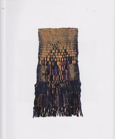 Images from Sheila Hicks: 50 Years by Joan Simon and Susan C. Faxon published by Addison Gallery of American Art, Phillips Academy in association with Yale University Press 2010