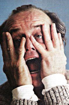 Jack Nicholson fotografiado por Willy Rizzo, 1993