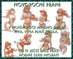 011 novoroční přání - nový rok Santa, Advent, Funny, Movie Posters, Character, Iphone, Motorbikes, Film Poster, Funny Parenting