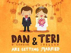 Dan & Teri! by Caroline Hadilaksono
