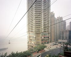 Ferit Kuyas - Chongqing: City of Ambition | LensCulture