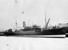 s/s Arcturus (I) satamassa. Rakennettu 1899 ja FÅA:n omistuksessa vuoteen Boats, Ships, Boating, Boating, Ship, Boat