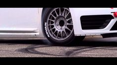 Tanner Foust takes his new GRC VW Beetle for a trial spin - Youtube