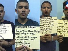 HONDURAS: Capturan a varios sujetos vinculados al narcomenudeo en La Ceiba
