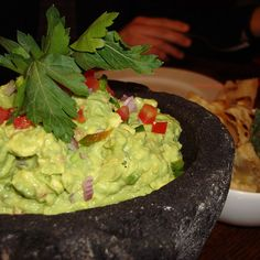 Guacamole and Chips @ Solea