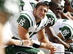 How bad have things gotten for Tim Tebow?  Here, ladies and gentlemen, is rock bottom: a Dick's Sporting Goods store took a shot at the embattled New Y...
