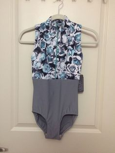 New Eleve leotard, size medium in Clothing, Shoes & Accessories, Dancewear, Adult Dancewear   eBay