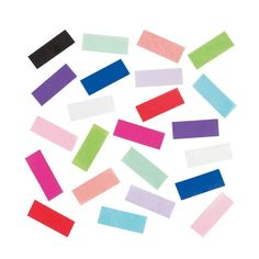Match this tissue paper confetti to your wedding colors. It's the perfect finishing touch to your party supplies. Paper confetti is a great altern. Paper Confetti, Kindergarten Classroom, Oriental Trading, Tissue Paper, Wedding Colors, Party Time, Party Supplies, Happy, Colorful