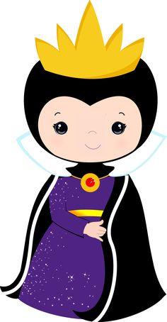 BRANCA DE NEVE Disney Princess Babies, Princess Cartoon, Baby Disney, Snow White Characters, Cartoon Characters, Maleficent Birthday Party, Owl Classroom, Snow White Birthday, Simple Doodles