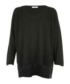 Straight Oversize Sweat Black - Jenterommet Sweaters, Black, Fashion, Moda, Black People, Fashion Styles, Sweater, Fashion Illustrations, Sweatshirts