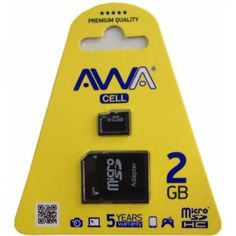 2 GB HAFIZA KARTI CLASS 10-Ücretsiz Aynı Gün Kargo 13,90 TL eMc Teknoloji'den Sanalpazar.com'da
