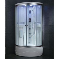 Shop for 902 Steam Shower. Get free shipping at Overstock.com - Your Online Home Improvement Outlet Store! Get 5% in rewards with Club O!