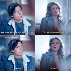 Parenting Tips For Toddlers - - - Parenting Advice Daughters - - Riverdale Quotes, Riverdale Funny, Bughead Riverdale, Parenting Memes, Parenting Styles, Parenting Goals, Riverdale Wallpaper Iphone, Cheryl Blossom Riverdale, Betty Cooper