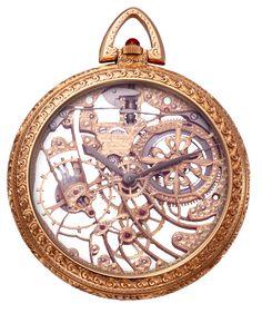 Antique Vintage Pocket Watch png by EveyD.deviantart.com on @deviantART