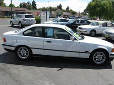 Replacing the Volvo ~ 1995 BMW 325is in White