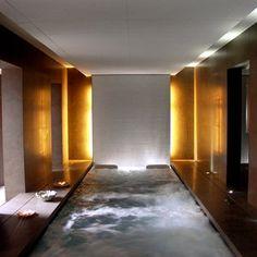 Wellnessbereich im Hotel Omm - Barcelona, Spanien