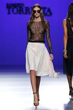 Mercedes-Benz Fashion Week Madrid Sept`15: http://www.estiloymoda.com/articulos/pasarela-mbfwm-sept2015.php