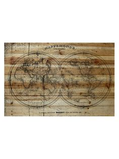 Marmont Hill Mappe (Pine Wood)