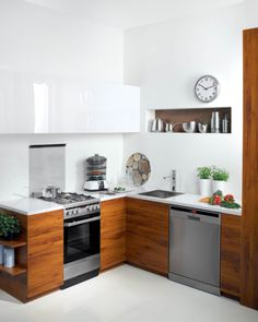 Fornir - fronty kuchenne