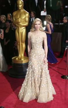 Cate Blanchett - Arrivals at the 86th Annual Academy Awards — Part 7