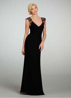 jim helm lace bridesmaids gowns | ... Lace Straps Design Bridesmaid Dresses / Evening Dresses jim hjelm