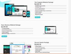 30 Best Website Packages images in 2014   Design, Web design
