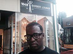 Hair by David at 1048 Barber Lounge