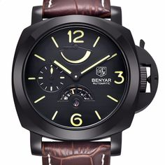 2016 BENYAR Mens Watches Top Brand Luxury Business skeleton Mechanical Watch Men Leather Wrist Watch Men Clock Male Reloj Hombre     Tag a friend who would love this!     FREE Shipping Worldwide     Get it here ---> https://shoppingafter.com/products/2016-benyar-mens-watches-top-brand-luxury-business-skeleton-mechanical-watch-men-leather-wrist-watch-men-clock-male-reloj-hombre/