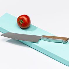 caminada-santoku-walnuss-welt-der-messer Plastic Cutting Board, Blacksmithing, Blade, Knives, World