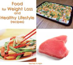 Great food recipes to lose weight and get great toned abs.