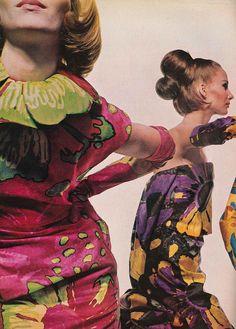 March Vogue 1964 | Flickr - Photo Sharing!