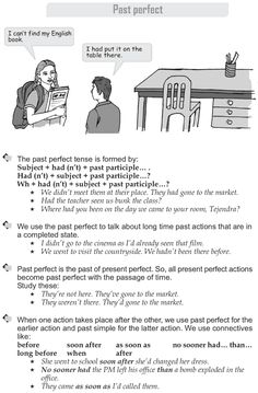 Grade 9 Grammar Lesson 10 Past perfect English Grammar Rules, Grammar Quiz, English Sentences, Learn English Grammar, English Phrases, Grammar Lessons, English Words, Teaching English, Writing Lessons