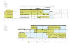 Galeria de Faculdade de Arquitetura de Nantes / Lacaton & Vassal - 22