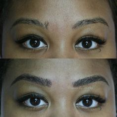 Microblading is perfect way to get flawless brows! #eyebrowsonfleek #microblading by sweetpeachsugar
