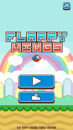 Top Free iPhone App #220: Flappy Wings - FREE - Green Chili Games UG (haftungsbeschrankt) by Green Chili Games UG (haftungsbeschrankt) - 04/22/2014